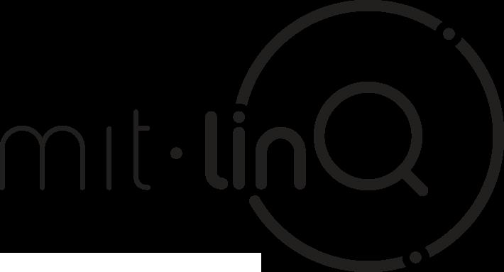 MIT linQ logo